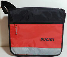 VHTF DUCATI MOTORCYCLE TRAVEL MESSENGER BAG