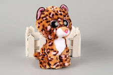 """Whiskers Patches Leopard 6"""" Plush Kawaii Cute Stuffed Animals Dolls"""