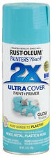 Rust-Oleum 267116 Painter's Touch Multi-Purpose Spray Paint - Gloss Seaside