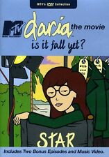 Daria: The Movie - Is It Fall Yet? (2002, REGION 1 DVD New)