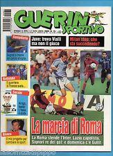 GUERIN SPORTIVO-1994 n.37- LA MARCIA DI ROMA-BATISTUTA -NO FILM