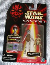 STAR WARS EPISODE 1, ODY MANDRELL w/ OTOGA 222 PIT DROID. NIP