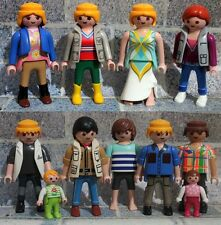 Playmobil 11 Figures Family with kids