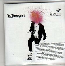 (AL156) Tru Thoughts, Shapes - double album DJ CD