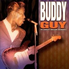 The Complete Vanguard Recordings by Buddy Guy (CD, Oct-2000, 3 Discs, Vanguard)