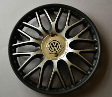 "15"" Volkswagen Transp. T4,Caddy,Polo...Wheel Trims / Covers, Hub Caps,black&silv"