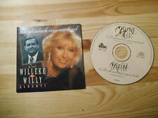 CD Schlager Willeke & Willy Alberti - De Glimlach van een Kind (2 Song) DINO MU