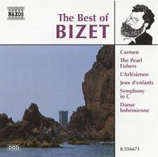 The Best of Bizet (CD, 1997, Naxos) LN
