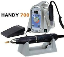 DUAL Marathon Handy 700 Micromotor Brushless Handpiece System 50K RPM Dental Lab