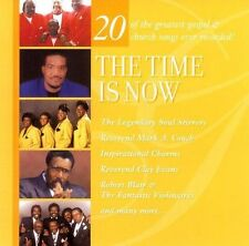 NEW CD: THE TIME IS NOW: GOSPEL TREASURY COLLECTION; 20 TRACKS