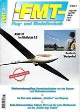 FMT9707 Bauplan 320 1154 WIBAULT 283 T12 Teil 2 : ein Scale-Nachbau + FMT 7/1997