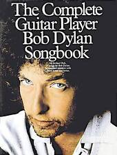 Good, The Complete Guitar Player - Bob Dylan Songbook. Sheet Music for Melody Li