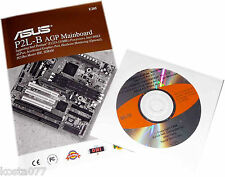 Vintage Mainboard User's Manual /w Support CD, ASUS P2L-B AGP Mainboard