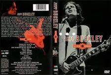 JEFF BUCKLEY- LIVE IN CHICAGO (DVD) R-2,4, LIKE NEW(DISC:NEW), FREE SHIPPING