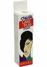 China Long EXTENDED Play Sexual Enhancer Cream Sex Lube NUMBING Ease Eaze Eze HP