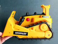 BIG CAT- CATERPILLAR BULLDOZER with Rumbling Sounds  Lights  Motion TOY STATE