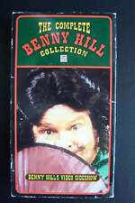 Benny Hill: Video Sideshow VHS Tape 1979