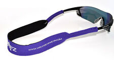 Wrapz PURPLE Floating Neoprene Glasses Strap  Head Band 45cm PURPLE  STRAP ONLY