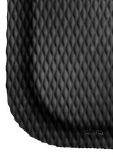 "4' x 6' 7/8"" Thick Black Hog Heaven Heavy Duty Commercial Anti Fatigue Mat"