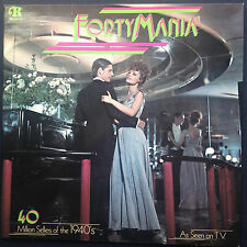 FORTYMANIA Jazz Soundtrack OST LP 1976 Al Saxon Big Band Swing Polka Dots Rag UK
