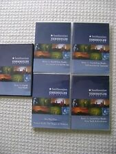 Smithsonian Chronicles How the Earth was Made 5 DVD Set