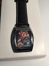 """Elvis Presley 50th Anniversary Watch """"He Dared to Rock"""" New old stock 2004!"""