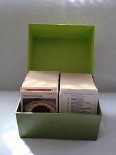 Betty Crocker Recipe Card Library