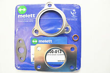 OE QUALITY MELETT TURBOCHARGER GASKET KIT SKODA SUPERB 2.5 TDI