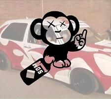 Fuck u Monkey Nos JDM Sticker aufkleber oem PS Power fun like Shocker