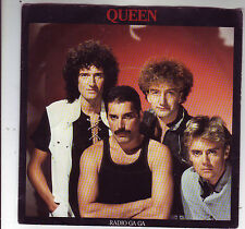 "Single Queen ""Radio GA GA/I go crazy"""