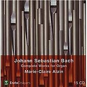 Bach, JS: Complete Organ Works NEW & SEALED