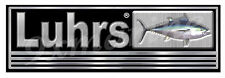 Luhrs Remastered decal for boat restoration 10 inch long