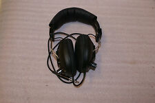 Vintage Bionic Ear Silver Creek Industries Wisconsin Headphones