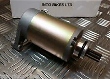 BRAND NEW STARTER MOTOR FOR Superbyke RMR Pulse Adrenaline, Sinnis Apache 125