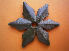 Post Medieval 6 Pointed Spur Rowel - UK Found