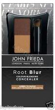 John Frieda ROOT BLUR Colour Blending Concealer AMBER TO MAPLE Light-Med Brown