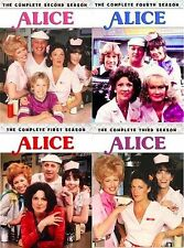 Alice Complete TV Series Seasons 1-4 (1 2 3 4 + Original Pilot) NEW DVD SET