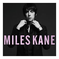 MILES KANE CD Colour Of the Trap DEBUT Album NEW 2011 Arctic Monkeys Alex Turner