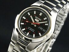 100% New & Original SEIKO 5 SYMC27 SYMC27K1 Ladies Automatic Free Ship