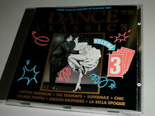 ARCADE DANCE CLASSICS VOL.3 / CD MIT SUPERMAX CHIC OTTAWAN THE TRAMMPS TONY LEE
