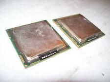 Lot of 2 x Intel Xeon X3430 SLBLJ 2.40GHz/8M Quad-Core Processor *