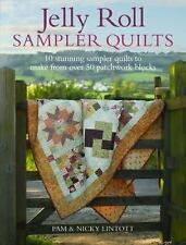 JELLY ROLL SAMPLER QUILTS - NICKY LINTOTT PAM LINTOTT (PAPERBACK) NEW
