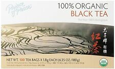 4 X 100 Count Prince of Peace A premium line of teas 100% natural Black Tea