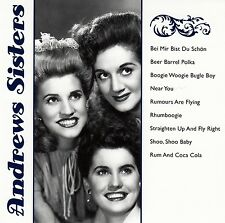 ANDREWS SISTERS / CD - TOP-ZUSTAND