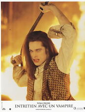 BRAD PITT  INTERVIEW WITH THE VAMPIRE 1994 VINTAGE LOBBY CARD #9
