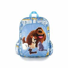 "Heys Secret Life Of Pets Deluxe 15"" Backpack Kids Bag Rucksack Official Licensed"