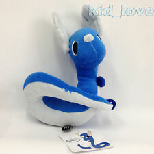 Pokemon Go Plush Dragonair #148 from Dratini Soft Toy Stuffed Animal Teddy 9""