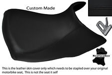 BLACK STITCH CUSTOM FITS BMW R 1200 GS ADVENTURE FRONT 04-12 LOW SEAT COVER
