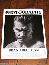 Ultra RARE 2016 British Journal of Photography Magazine David Beckham New Unread