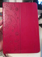 Journal Red LuxLeather, Christian Art Gifts